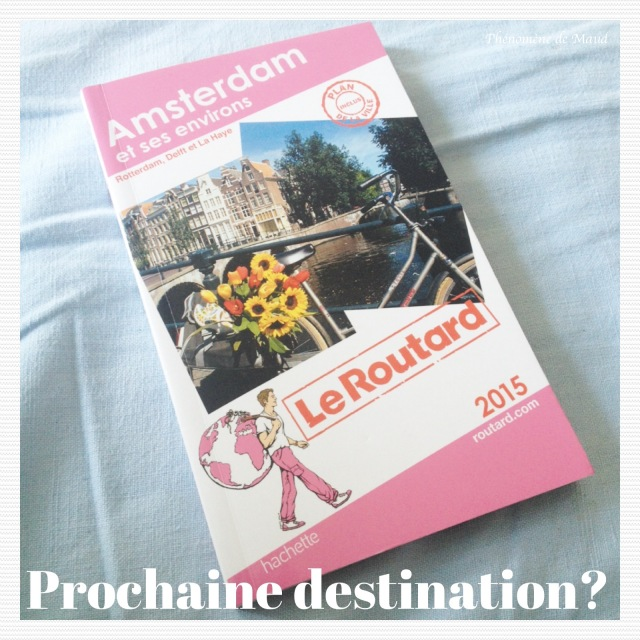 guide du routard amsterdam