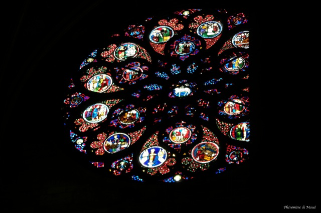 vitrail cathédrale saint jean lyon