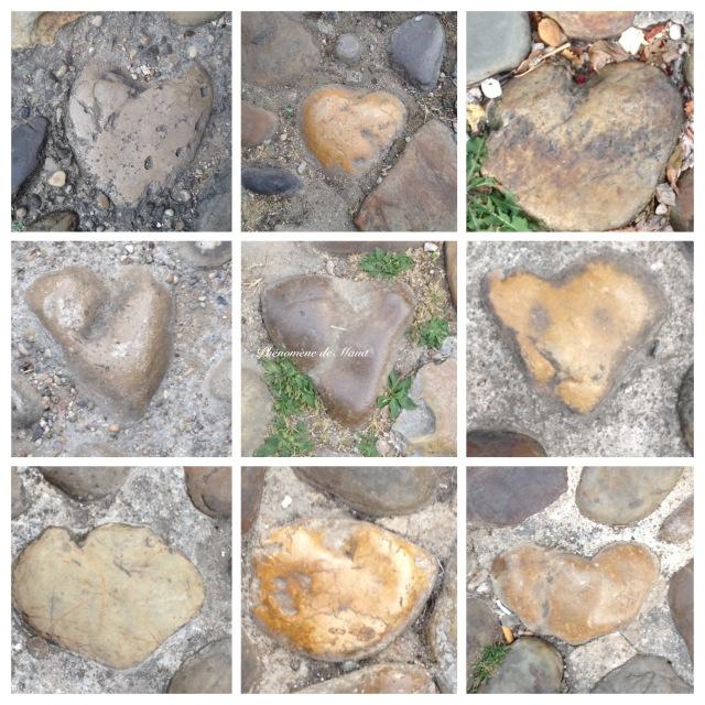 pierres coeurs