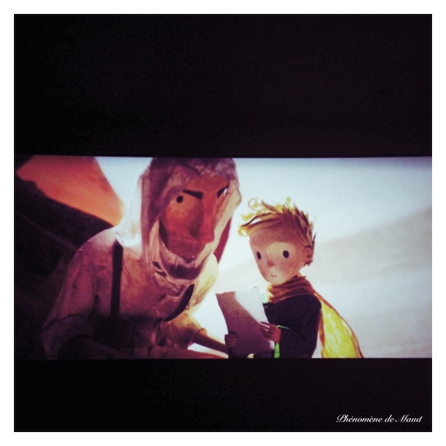 film animation le petit prince