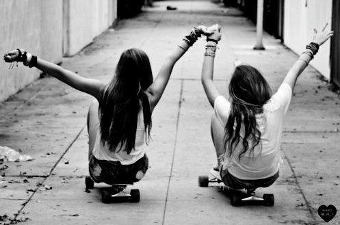 filles amies