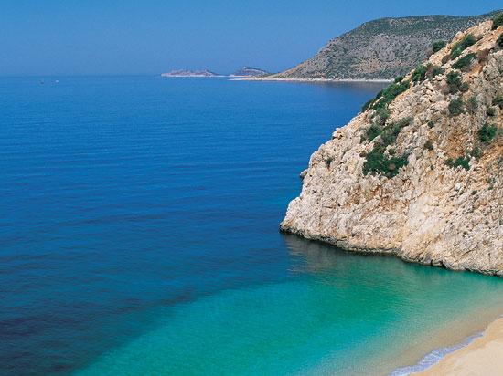 turquie plage
