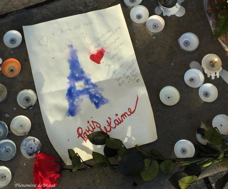 dessin pray for paris