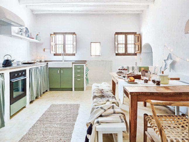 cuisine maison espagne