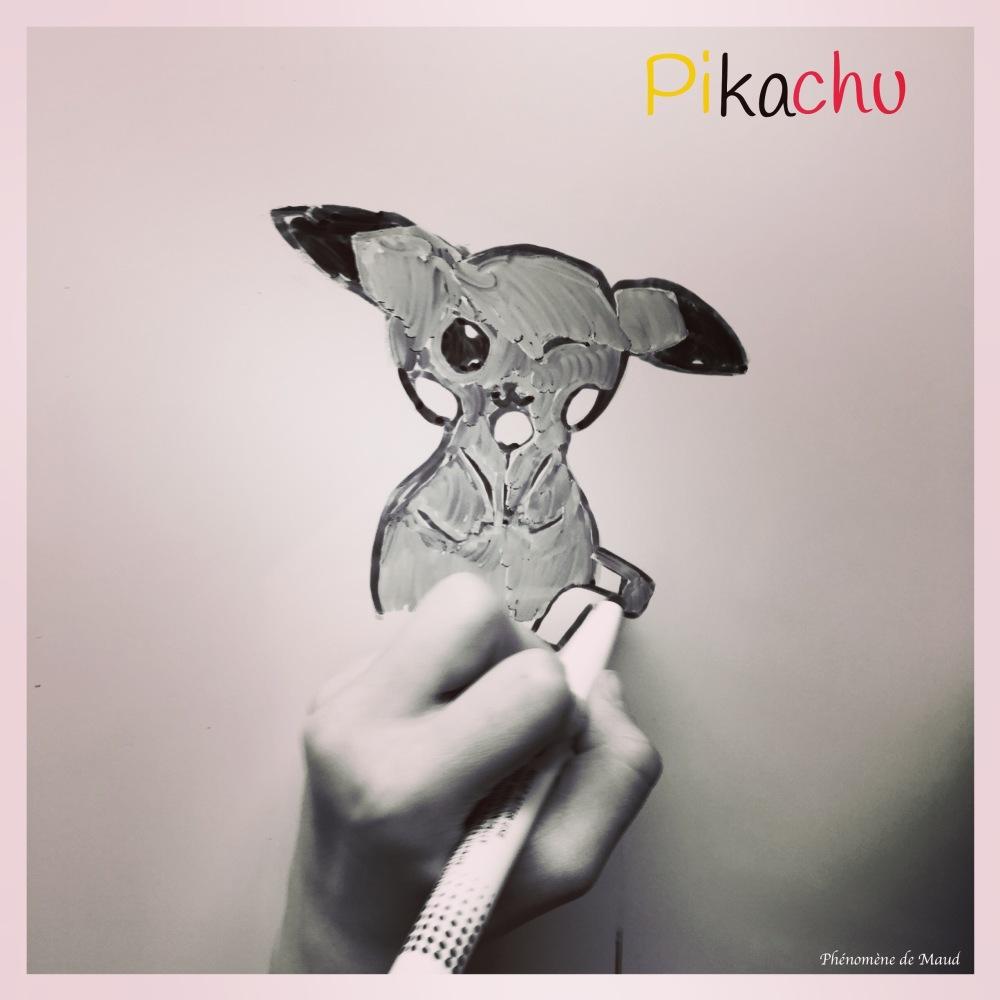 dessin-pikachu