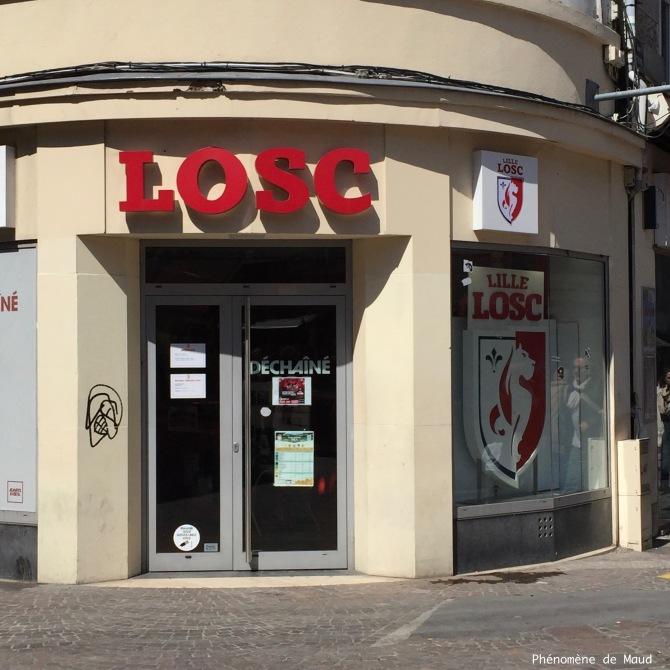 boutique du losc
