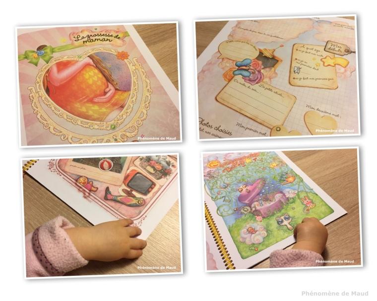 livre de naissance Louise 1