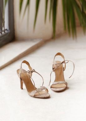 sandales high scarlett