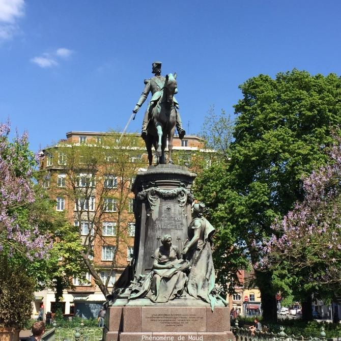 statue de faidherbe lille