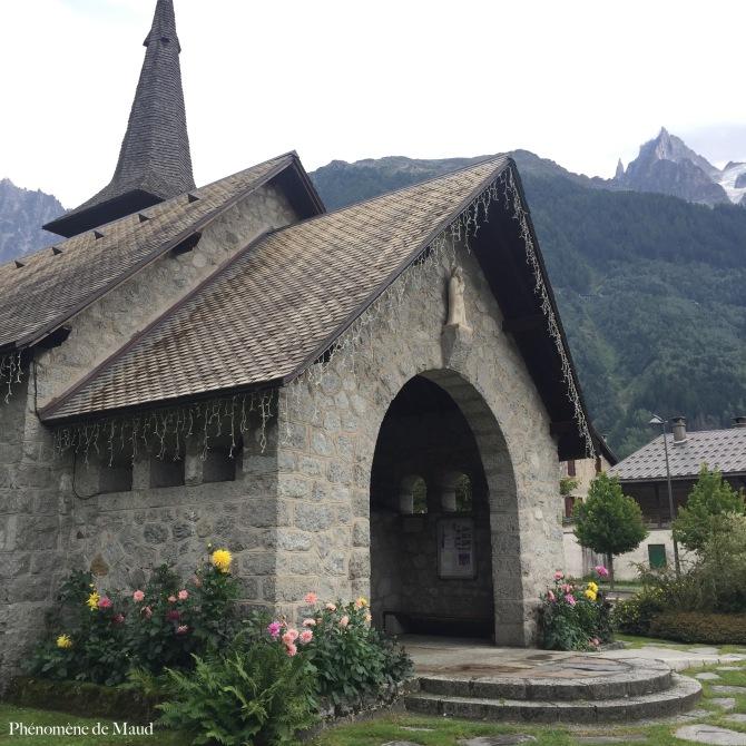 église les praz de Chamonix