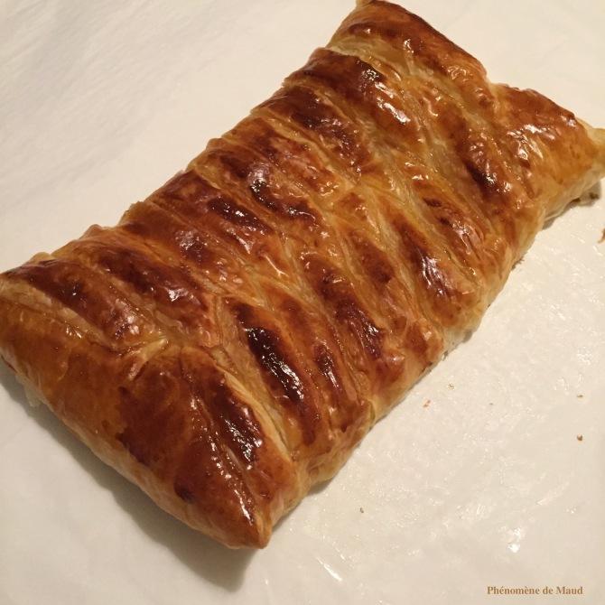 feuilletée fromage à raclette