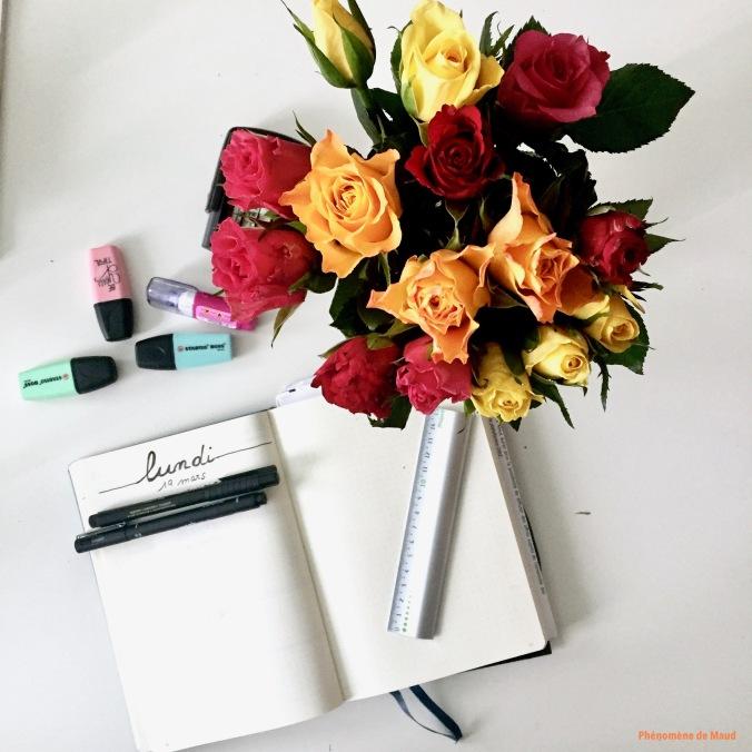 bullet journal bouquet de roses crayons.jpg