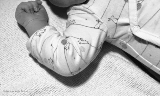 baby petit cousin phenomene de maud