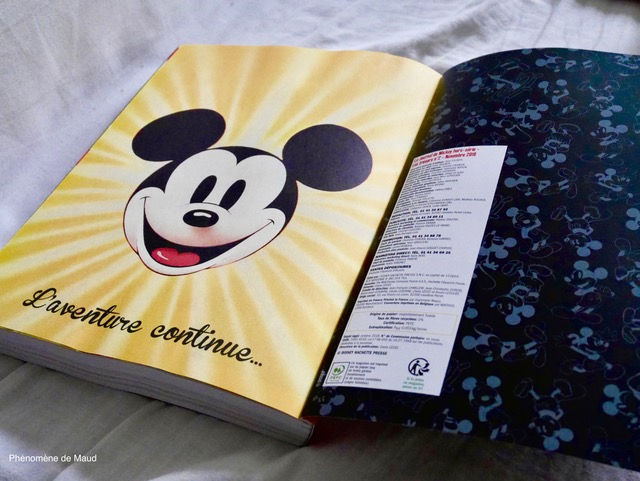 journal de mickey collector 2