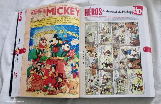 journal de mickey collector 7
