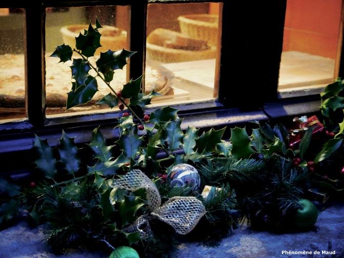 galette de perouges décoration de noel