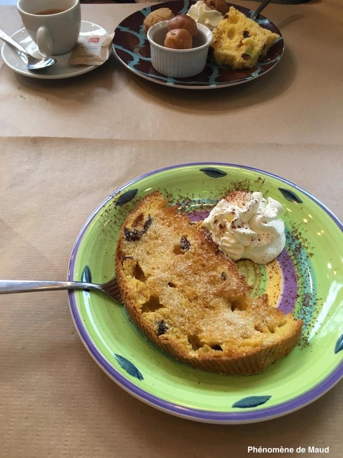 dessert tipico