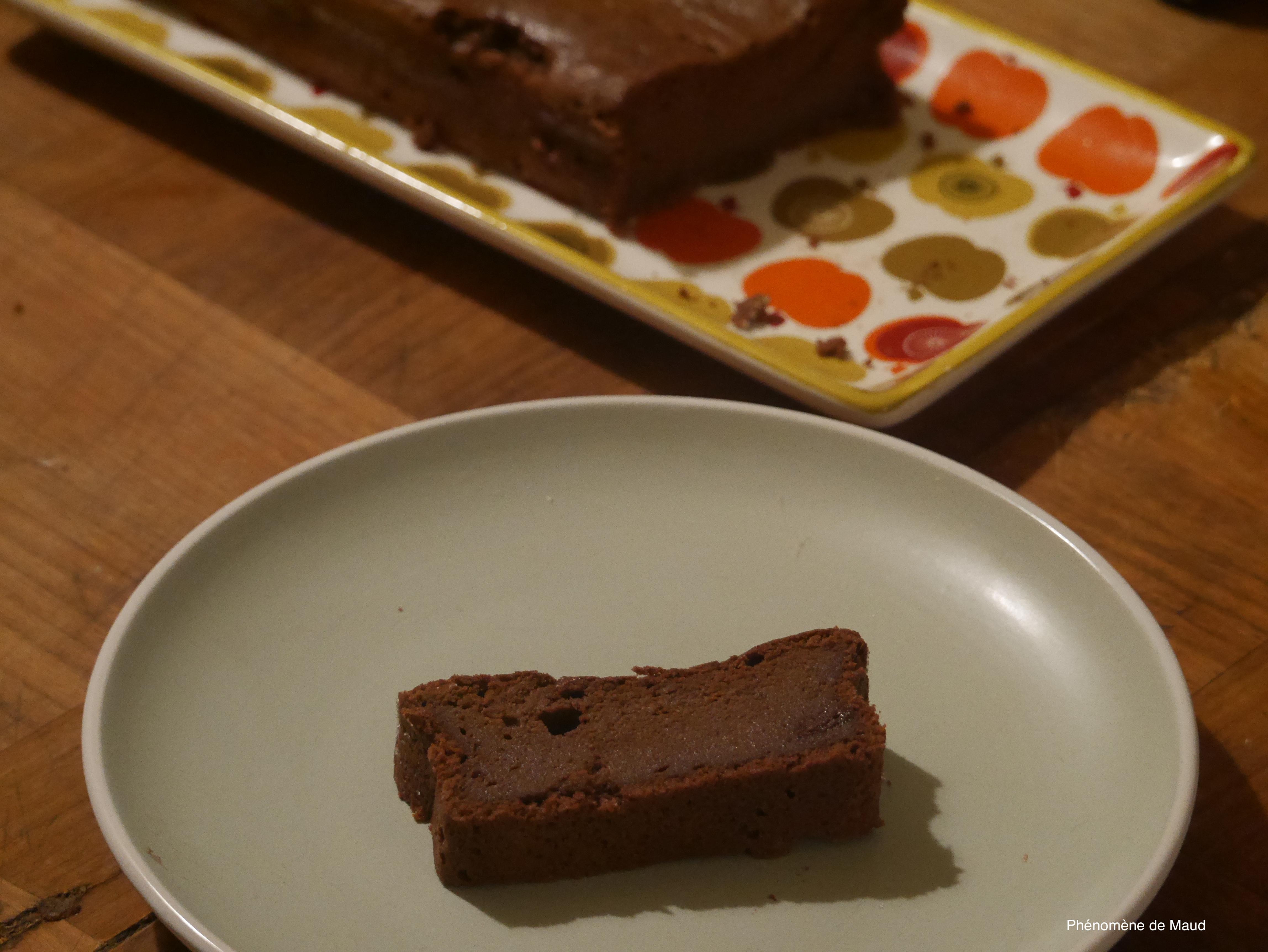 gâteau chocolat ricotta