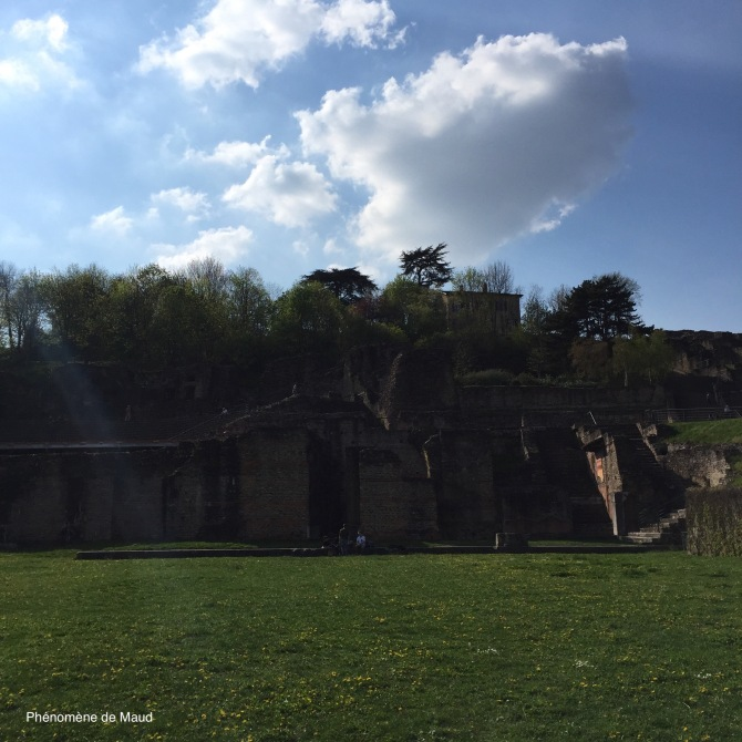 théatre gallo romain fourviere lyon