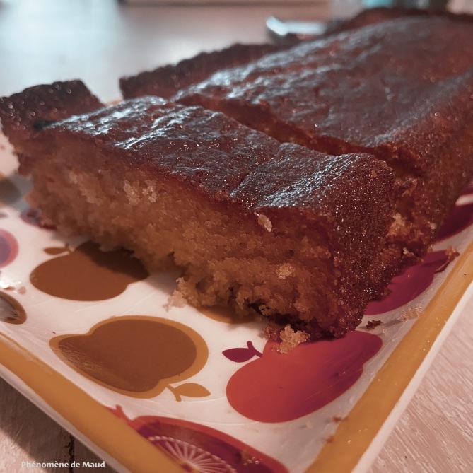 cake clémentines