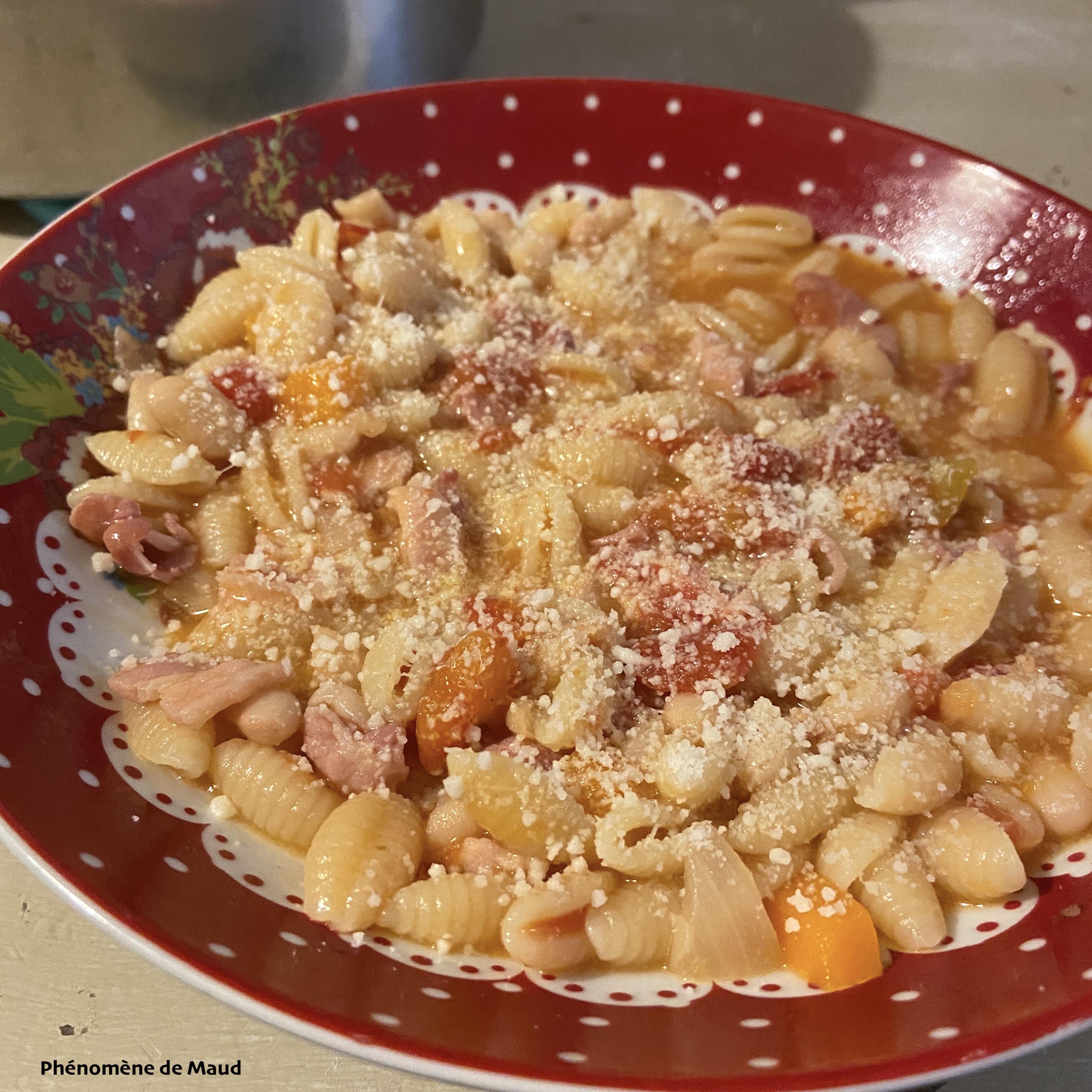 pasta et fagioli