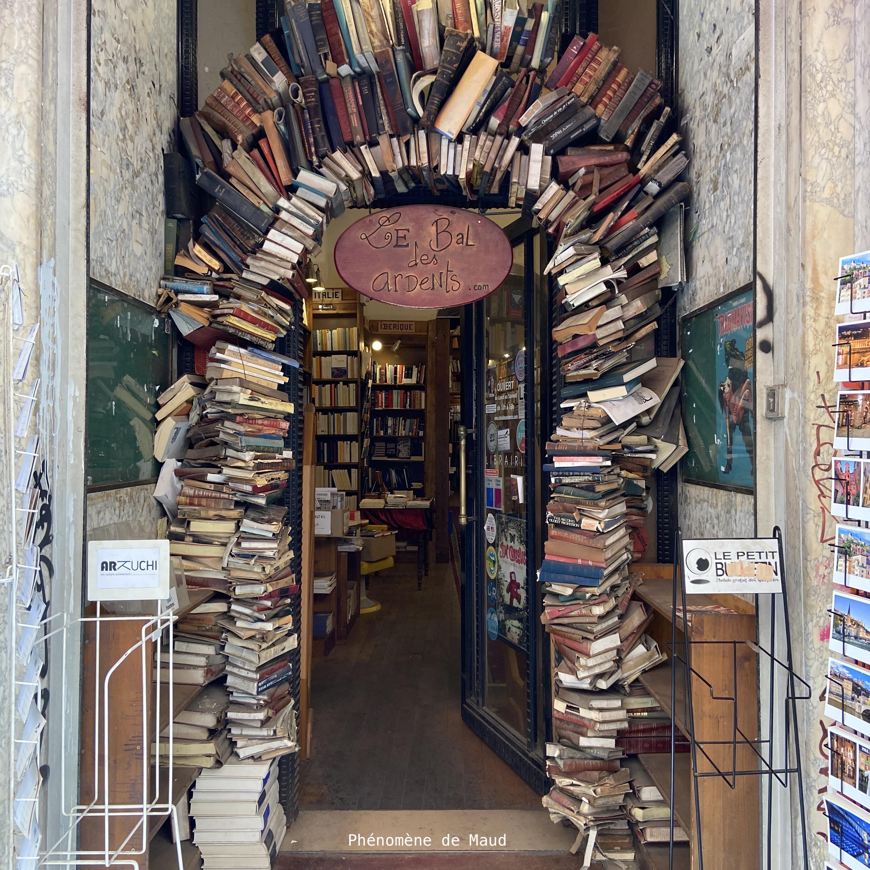 librairie lyon