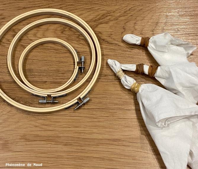 pliage tissu teiture ideal methode shibori